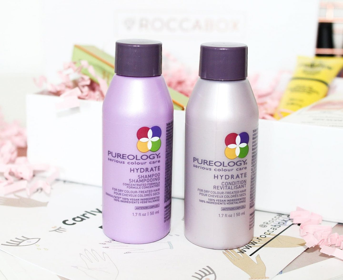 Roccabox X Carly Musleh Review | Pureology