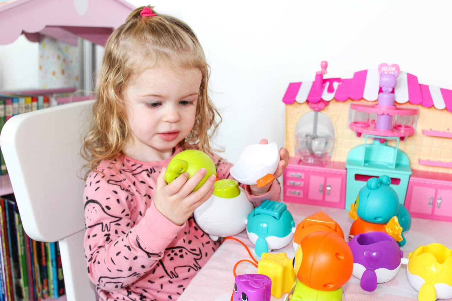 The Fantastic Firsts Collection from Little Tikes - Sleepy Stackers