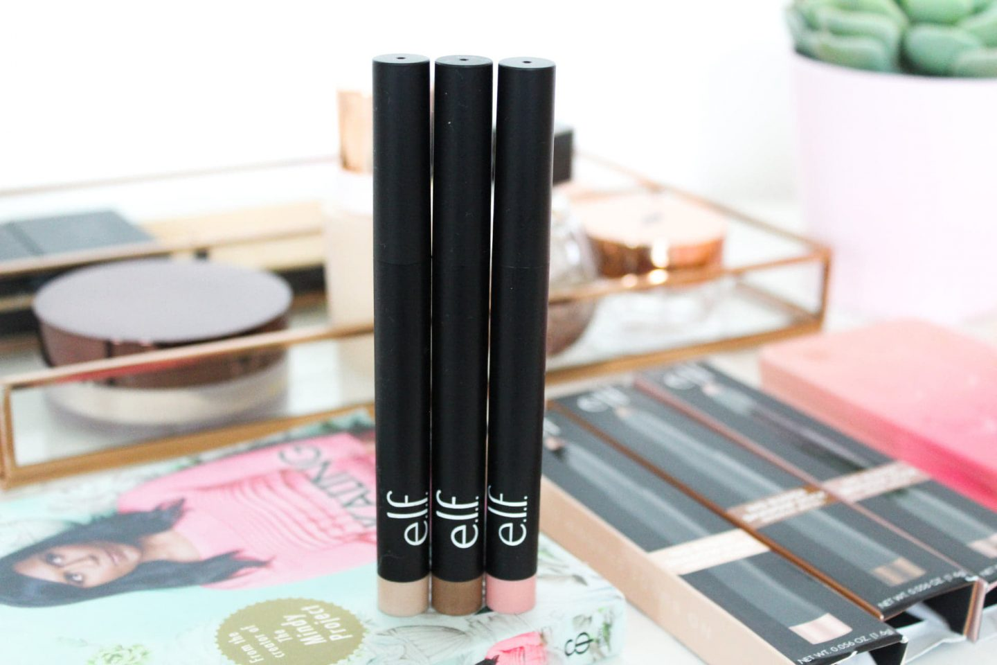 e.l.f. No Budge Shadow Stick