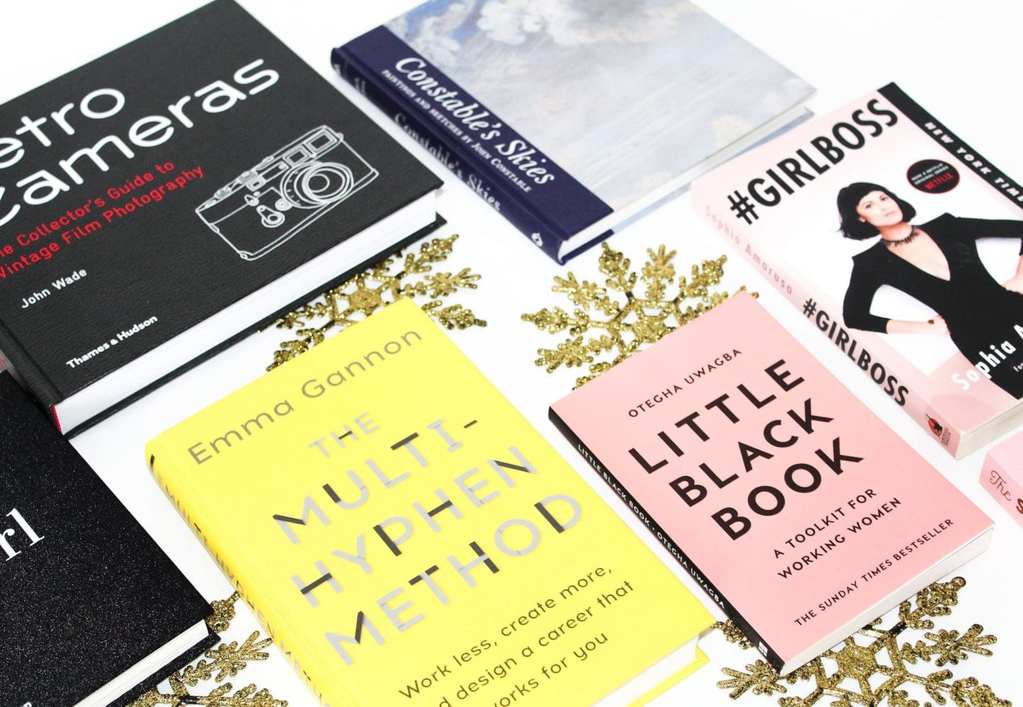 Christmas Gift Ideas for Book Lovers | Non-Fiction Edit