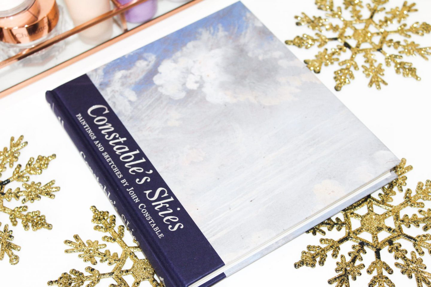 Christmas Gift Idea | Constable's Skies by Mark Evans