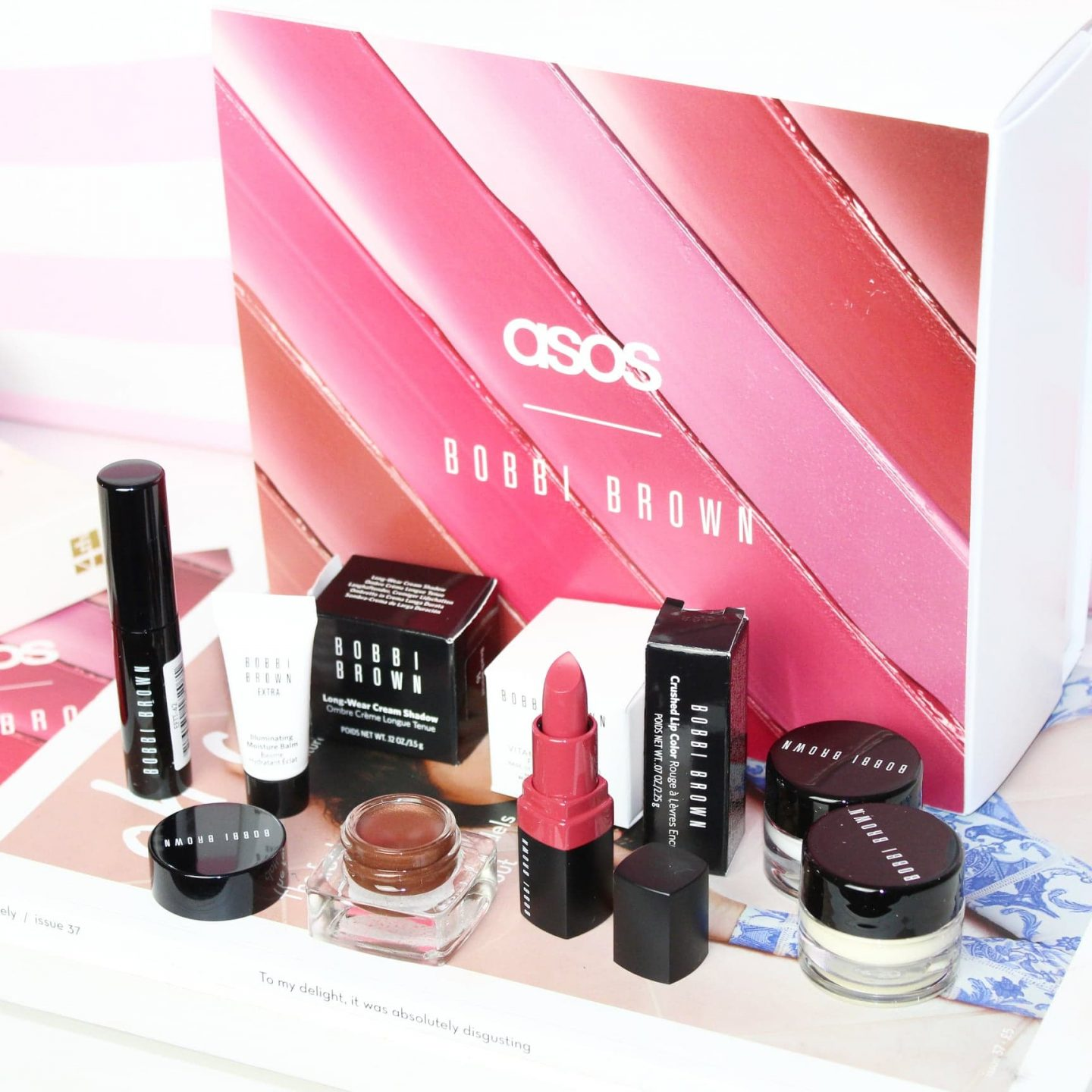 ASOS Bobbi Brown Box