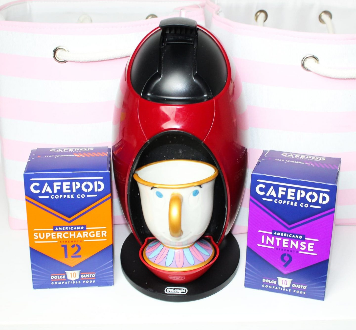 CafePod Coffee Co. | Deliciously Strong Coffee for Serious Coffee Drinkers