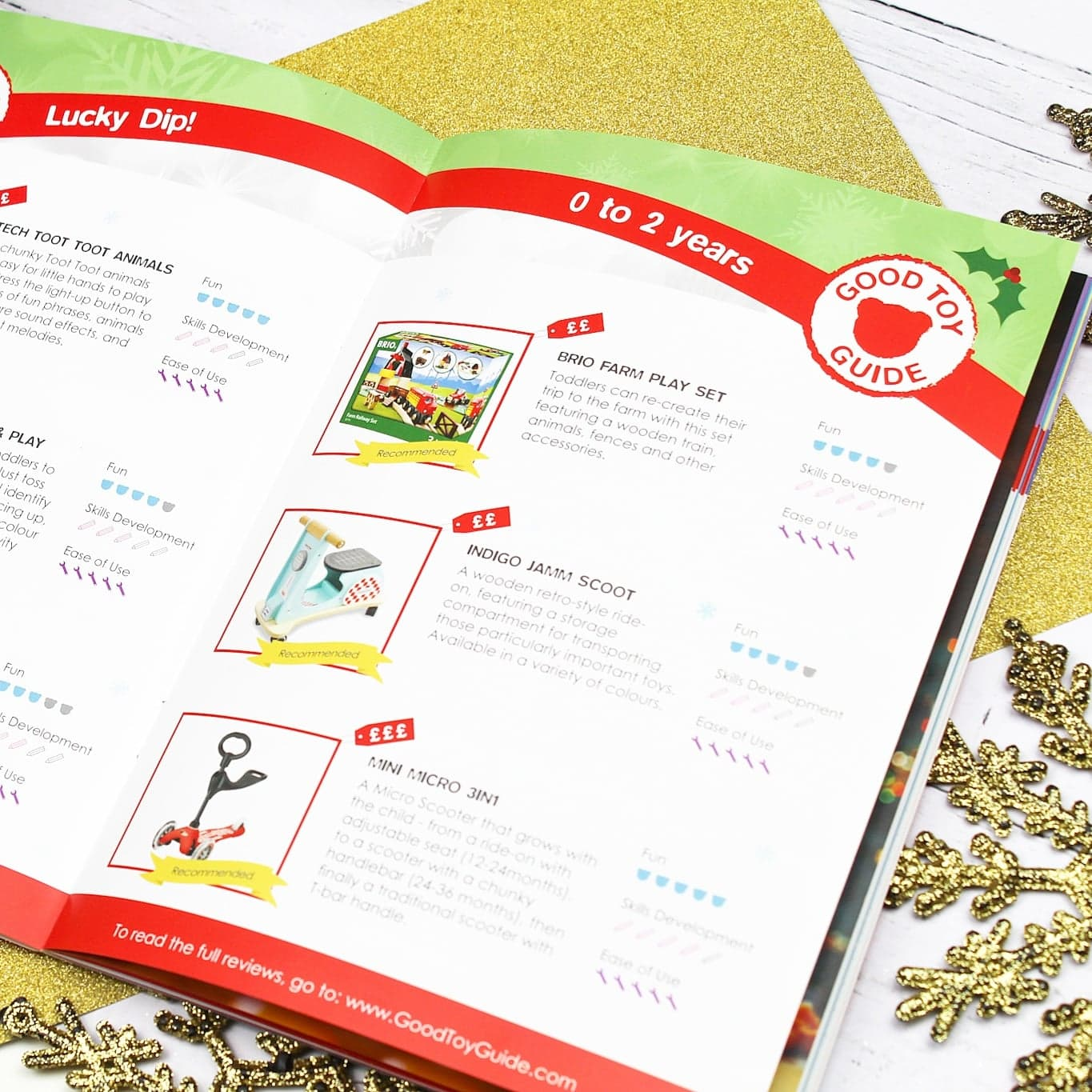 The Christmas Good Toy Guide   A Free, Reliable Resource for Parents