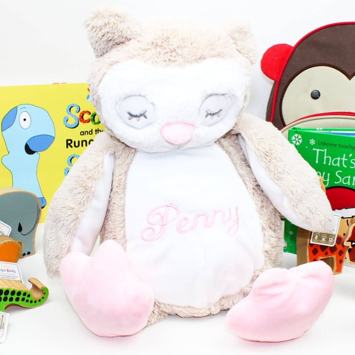 Toddler's Christmas Gift Guide With Able Labels
