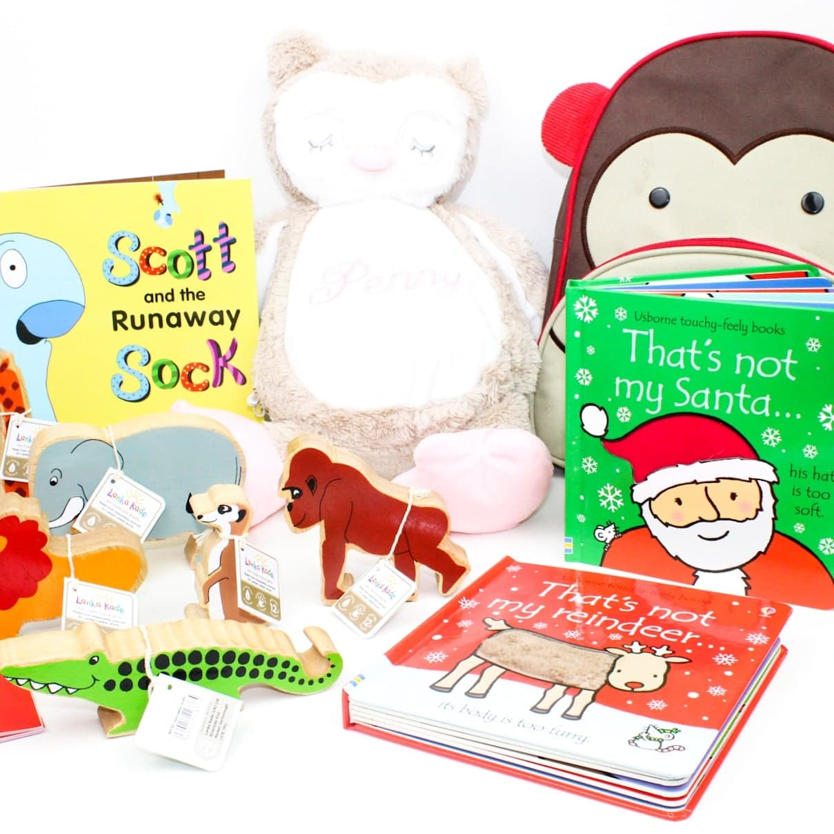 Toddler's Christmas Gift Guide feat. Able Labels & Lanka Kade