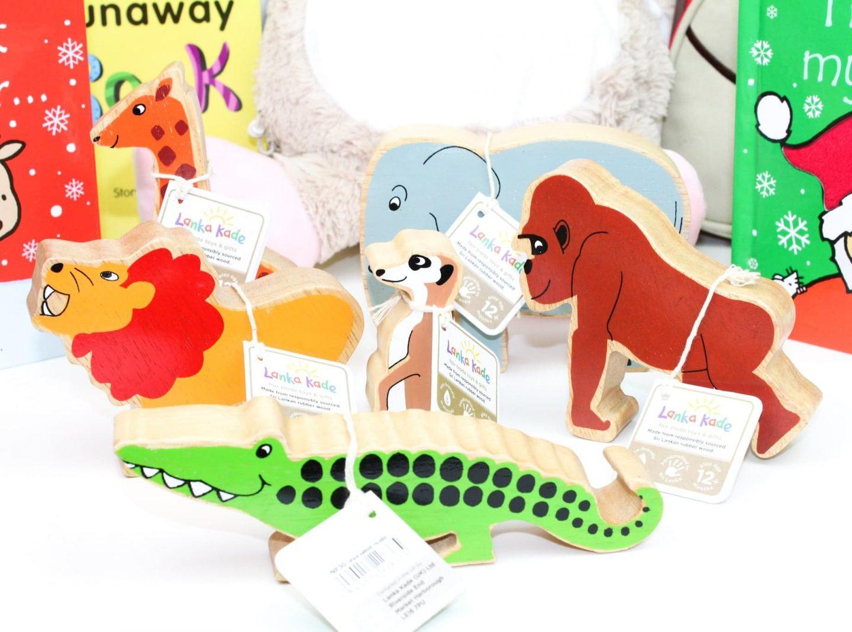 Toddler's Christmas Gift Guide With Lanka Kade
