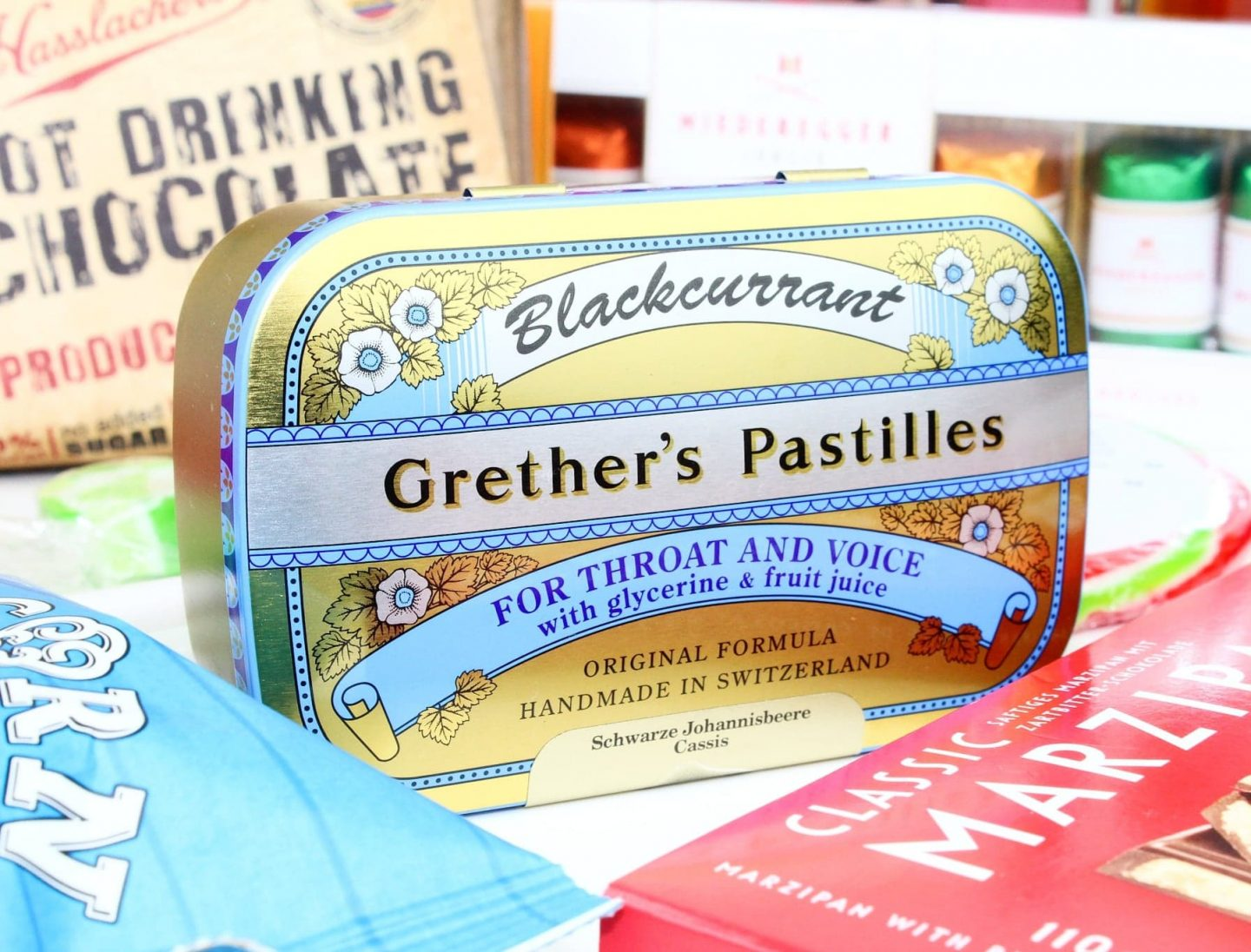 Gift Ideas for Foodies | Grether's Pastilles