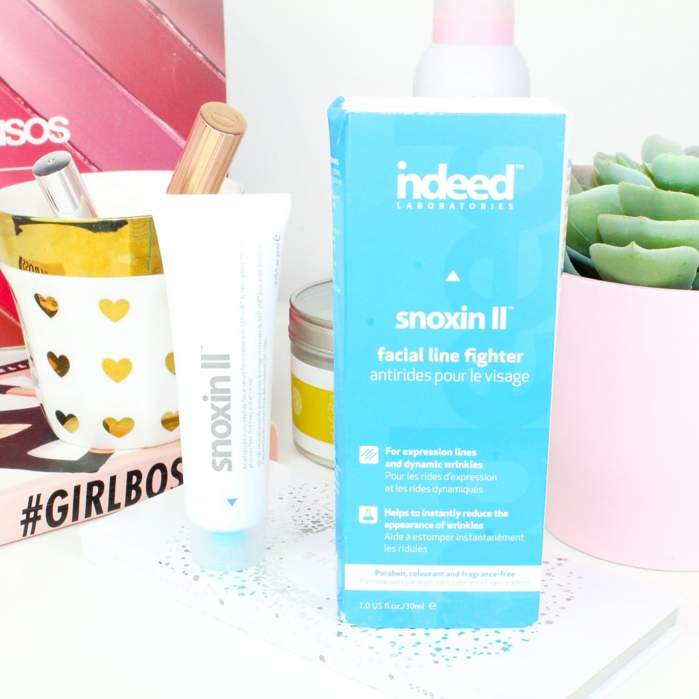 Indeed Labs | Snoxin II: Botox in a Bottle?