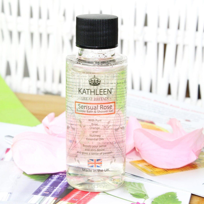 Kathleen | Sensual Rose Bubble Bath & Shower Gel
