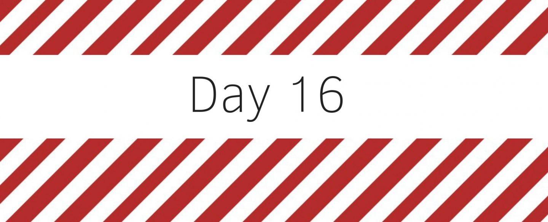 The Countdown Begins | Christmas Movie Advent Calendar