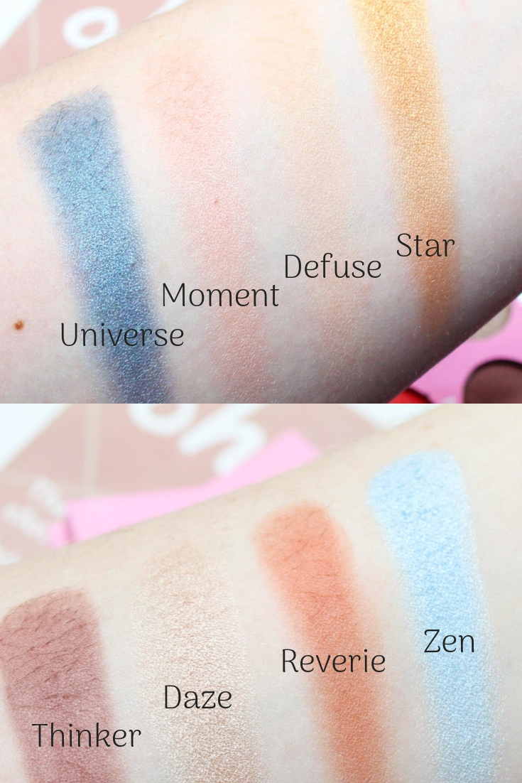 Obsession All We Have Is Now Eyeshadow Palette