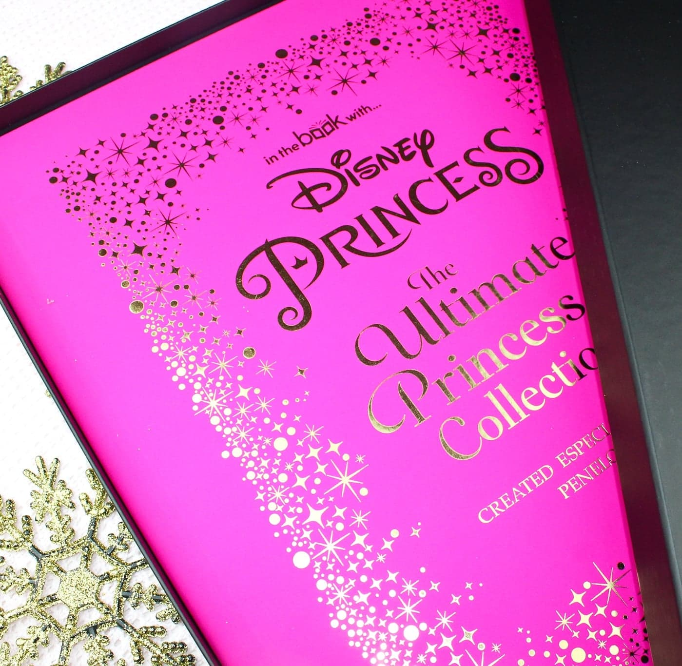 The Gift Experience | Disney Princess Ultimate Collection Personalised Book