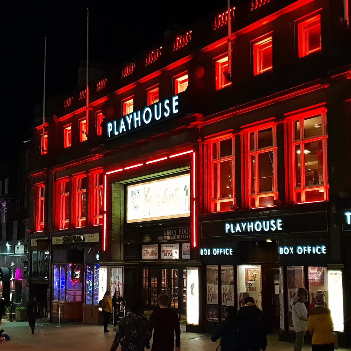 Edinburgh Playhouse | Kinky Boots UK Tour (10 Dec - 05 Jan)