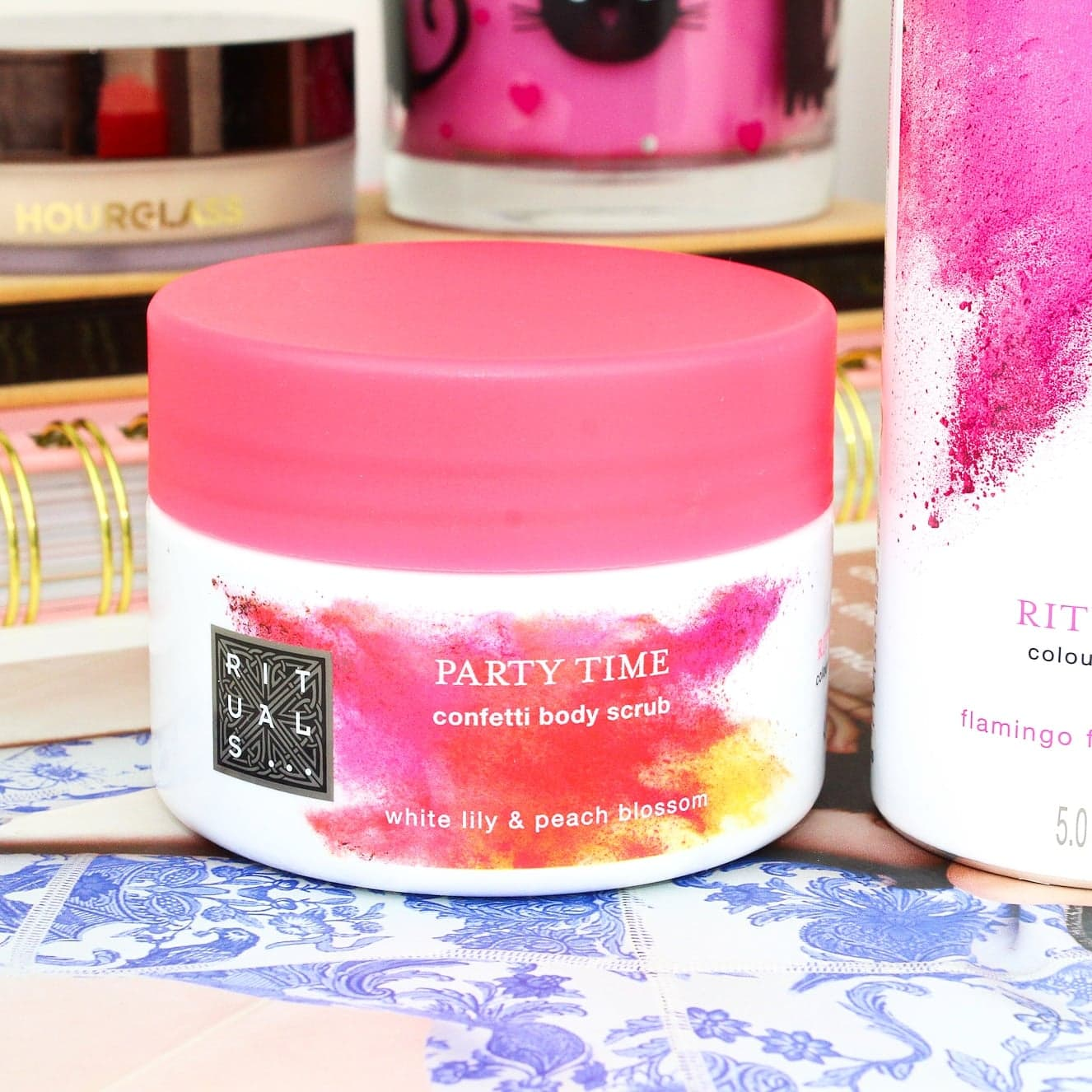 The Ritual Of Holi | A Colourful Collection of Bath Treats from Rituals