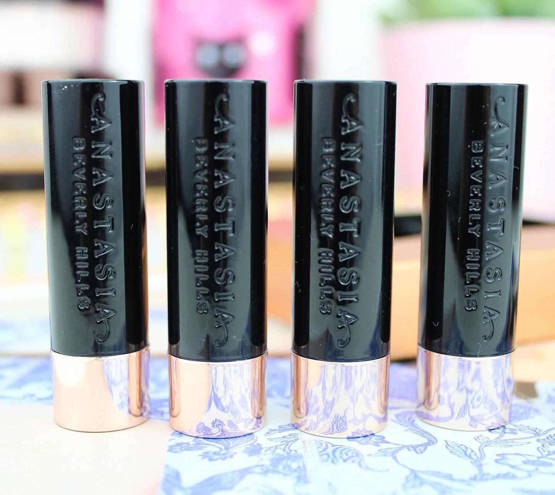 Anastasia Beverly Hills | Matte Lipstick Nudes Set
