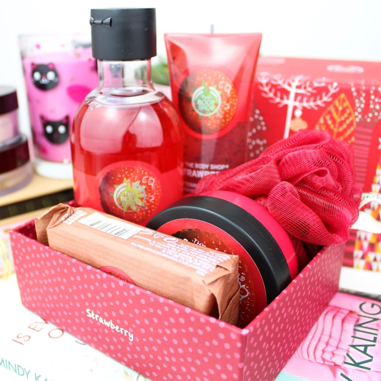 Strawberry Treats STILL Available The Body Shop Sale | The