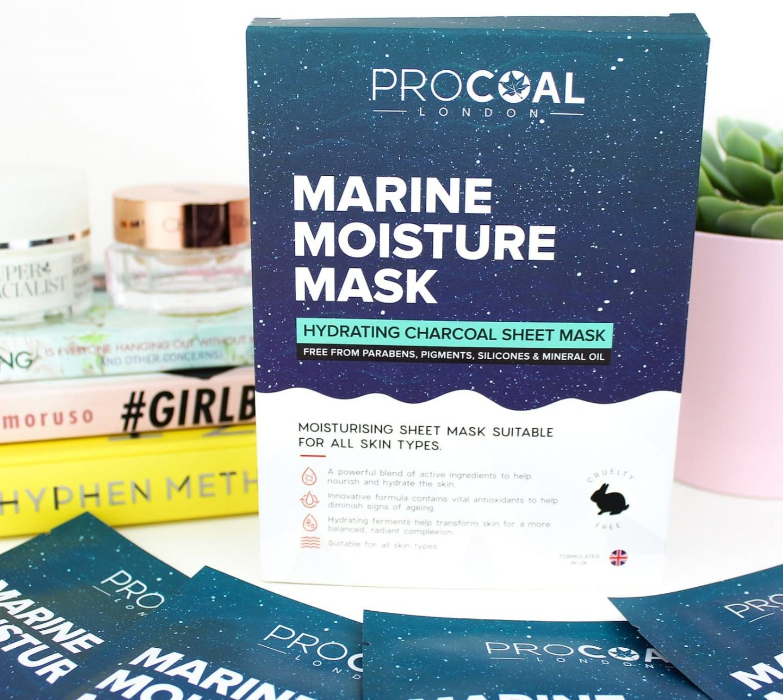 Procoal Marine Moisture Sheet Mask