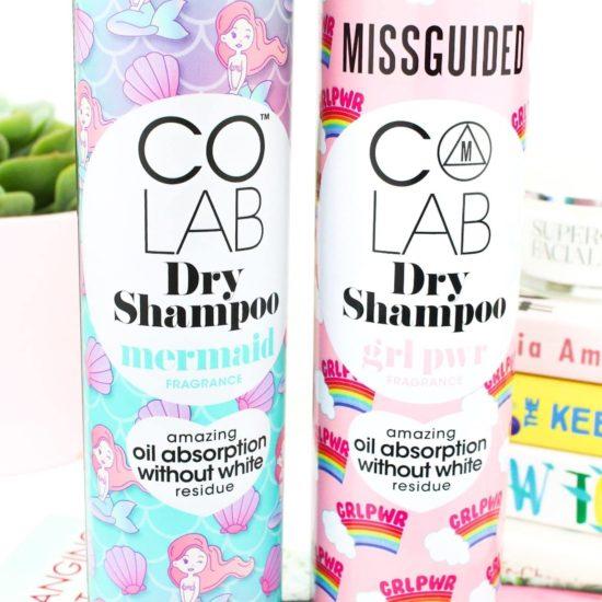 COLAB Original Dry Shampoo Mermaid & Grl Pwr
