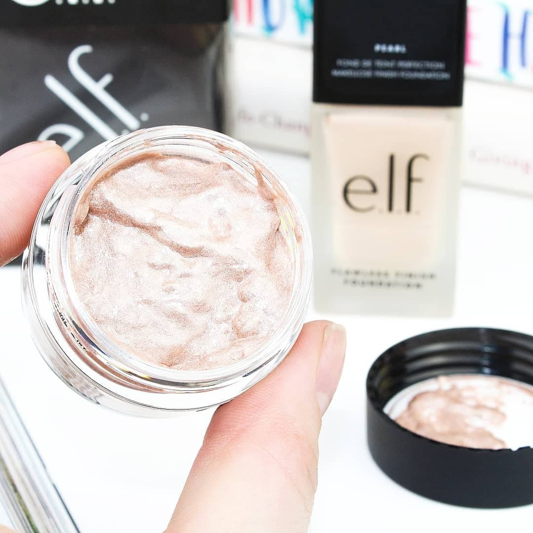 e.l.f. Cosmetics Jelly Highlighter in Bubbly