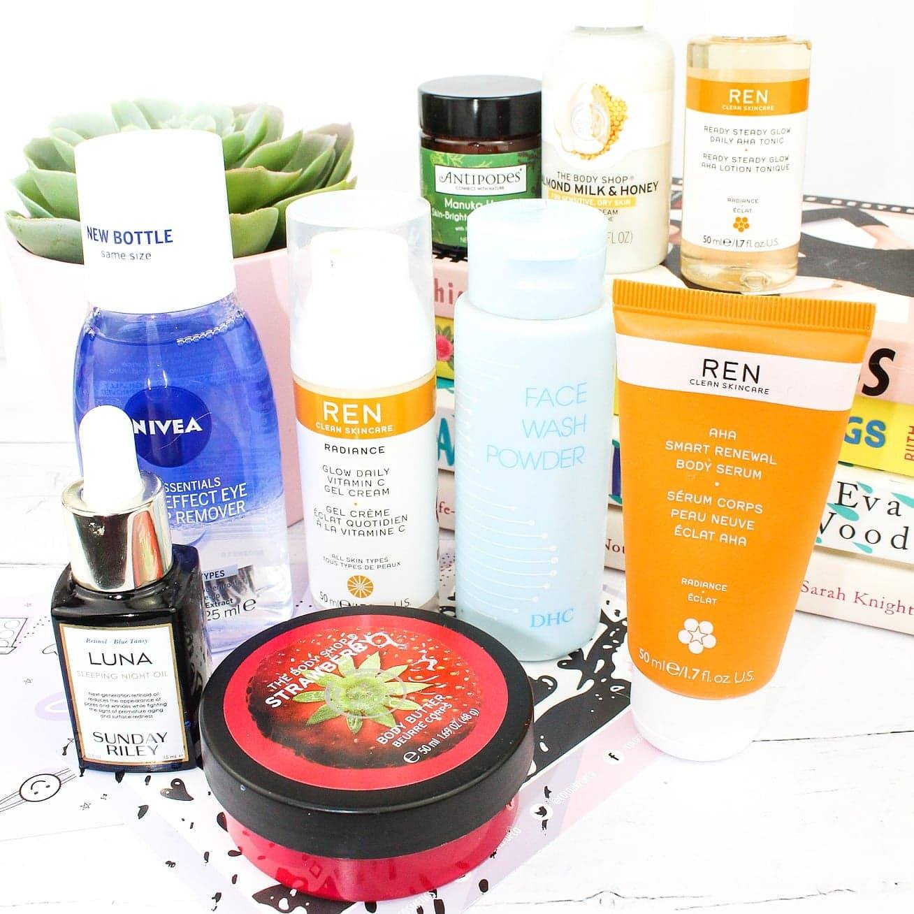 Best Travel Size Holiday Skincare Essentials