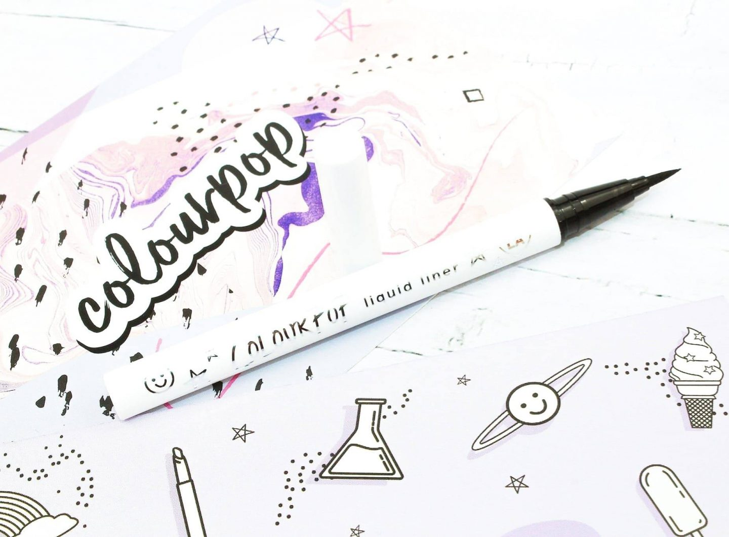 ColourPop BFF Liquid Liner Review
