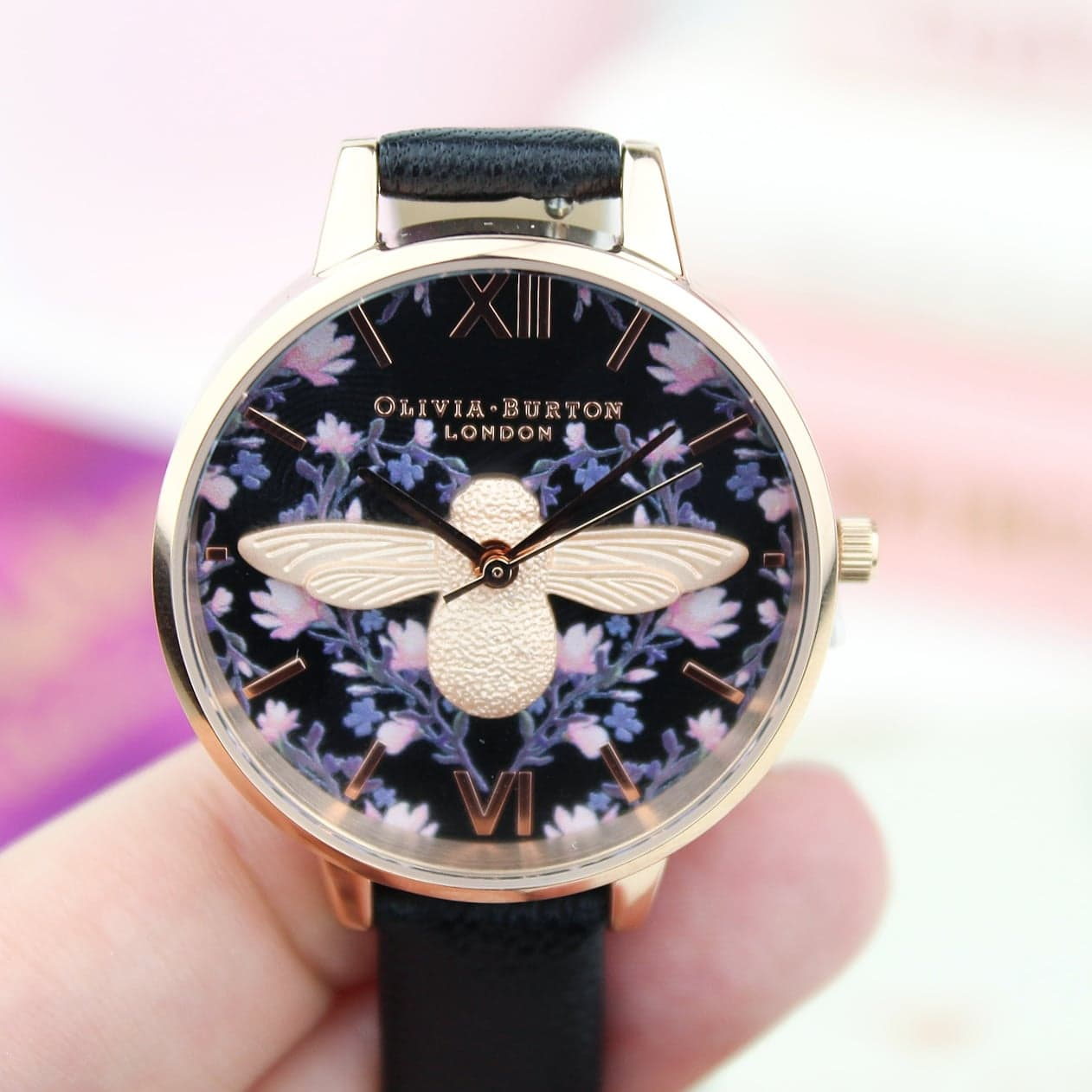 Olivia Burton 'Meant to Bee' Watch