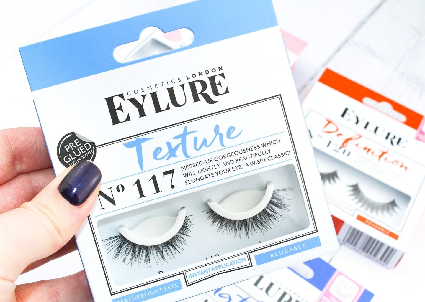 0953bd930f4 Recently, I was sent a package with a few different styles by Eylure from  the lovely team at FalseEyelashes.co.uk. FalseEyelashes.co.uk stock over  2,000 ...