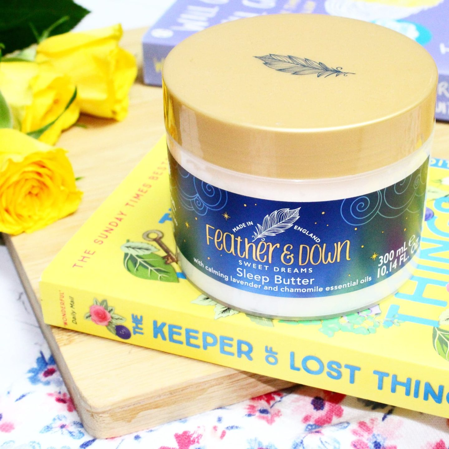 Feather & Down Sweet Dreams Sleep Body Butter