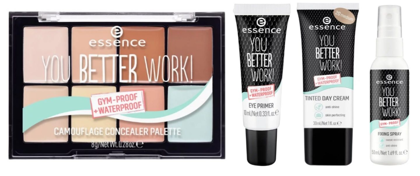 Essence Your Better Work! Makeup