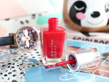 Leighton Denny High Performance Nail Polish | The Wanderlust Collection SS19