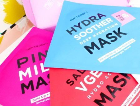 Mask Time | A Korean Sheet Mask Subscription Box