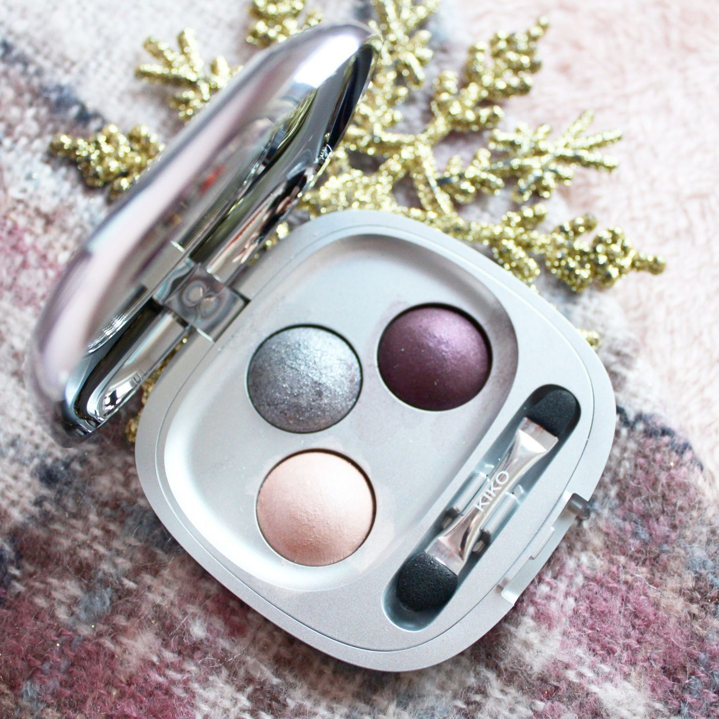 Kiko Milano Arctic Holiday Eyeshadow Palette | The Most Disappointing Palette of 2017?