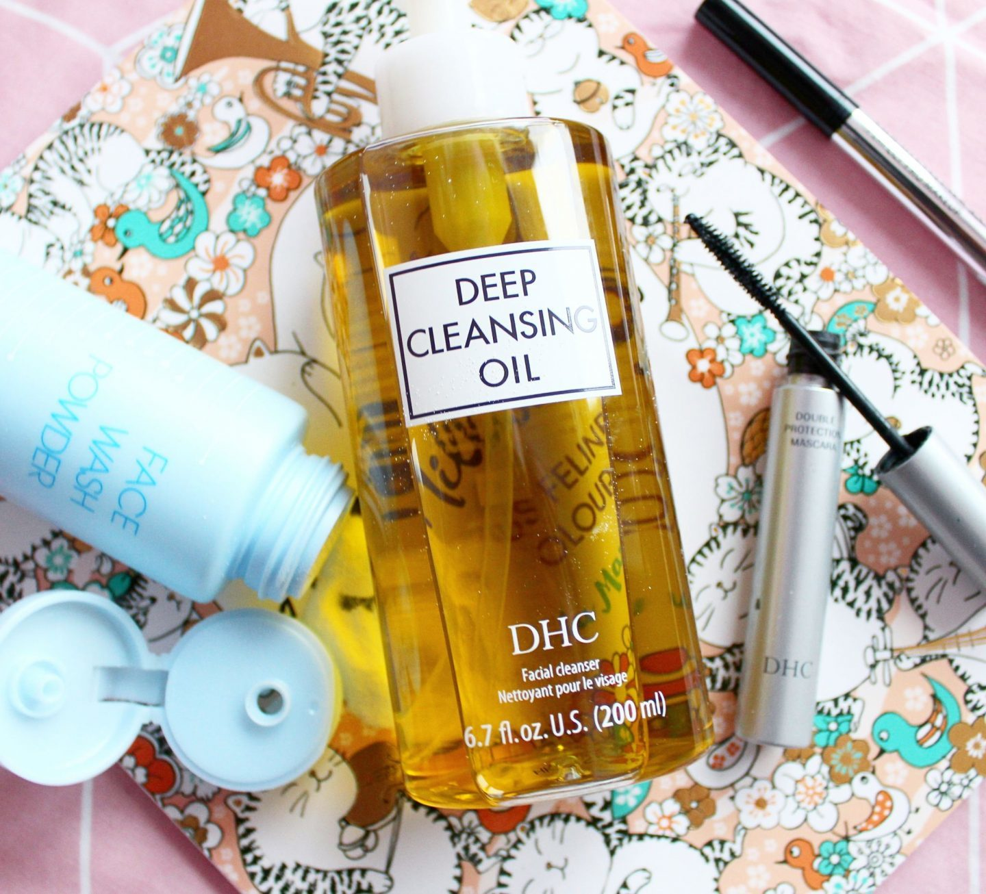 Have you heard of DHC? | An Underrated Beauty Brand You Need to Try!