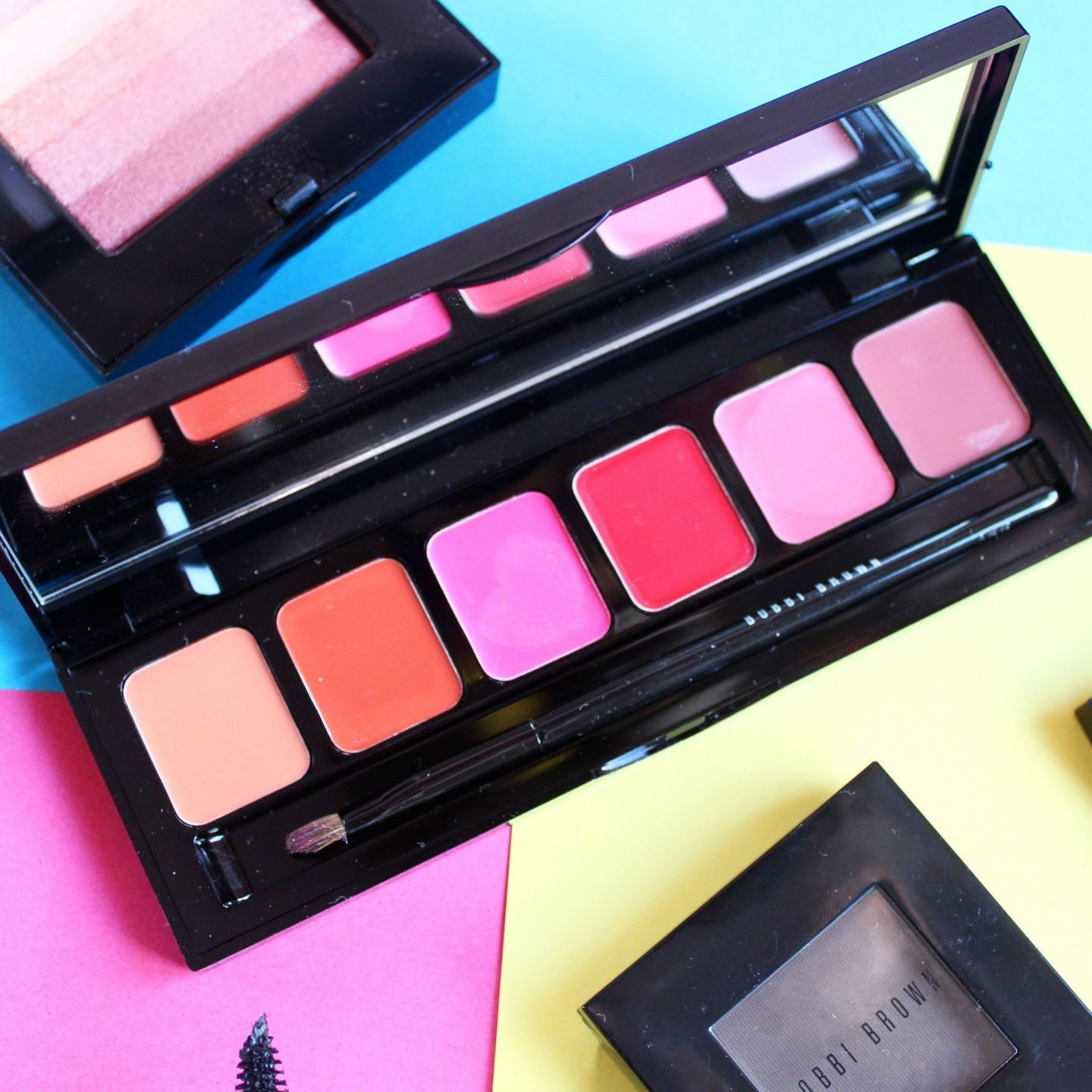 Bobbi Brown Crazy for Color Lip Palette | Review & Swatches