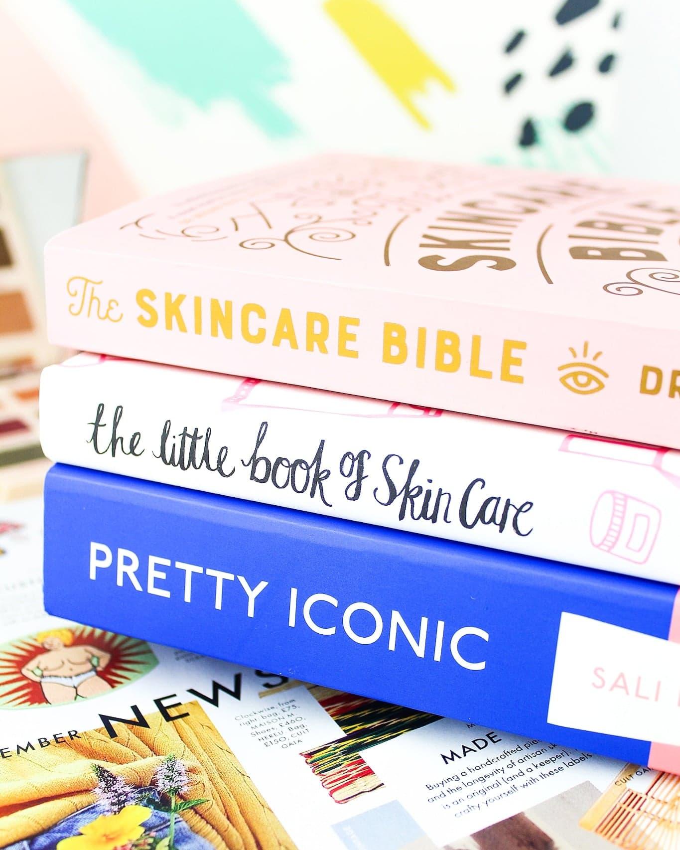 Best Skincare Books & YouTube Channels of 2019 So Far...