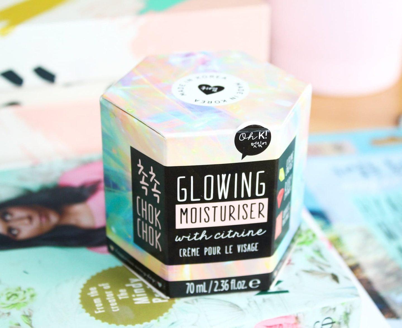 Oh K! Chok Chok Glowing Moisturiser With Citrine
