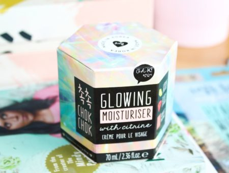 Oh K! Chok Chok Glowing Moisturiser With Citrine