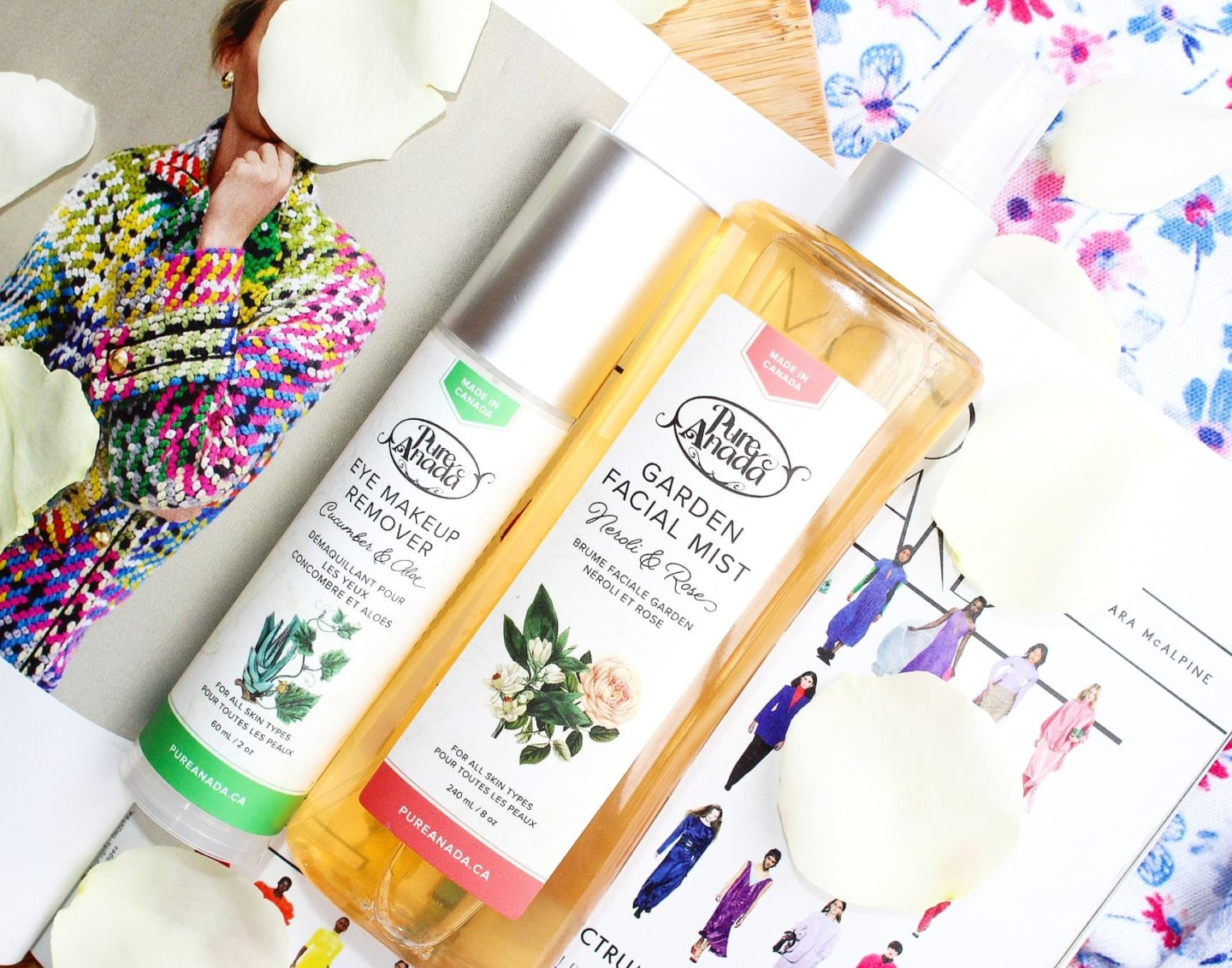 Live in The Light | Vegan-Friendly Skincare from Pure Anada