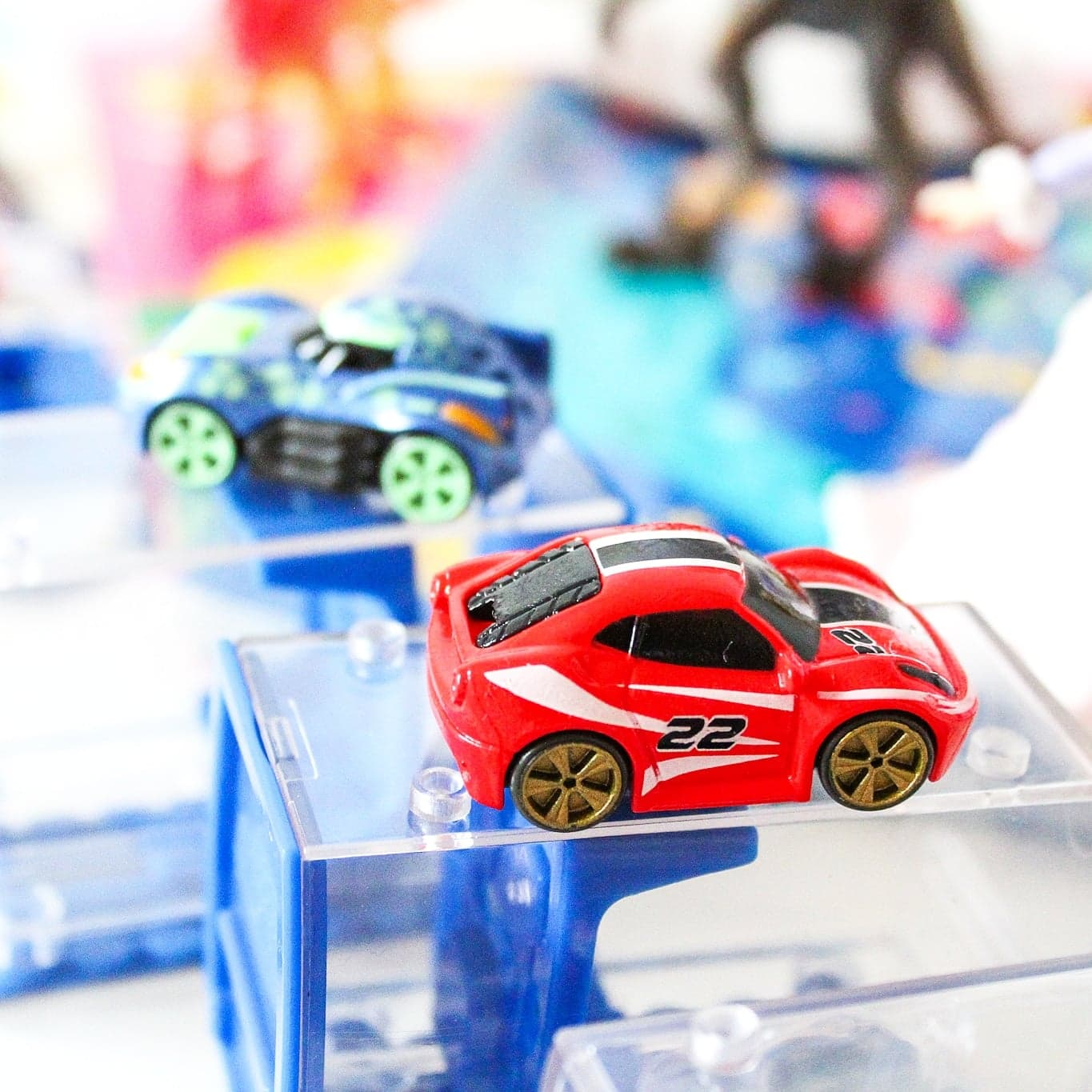Micro Motorz from Teamsterz | New Collectable Vehicle Series