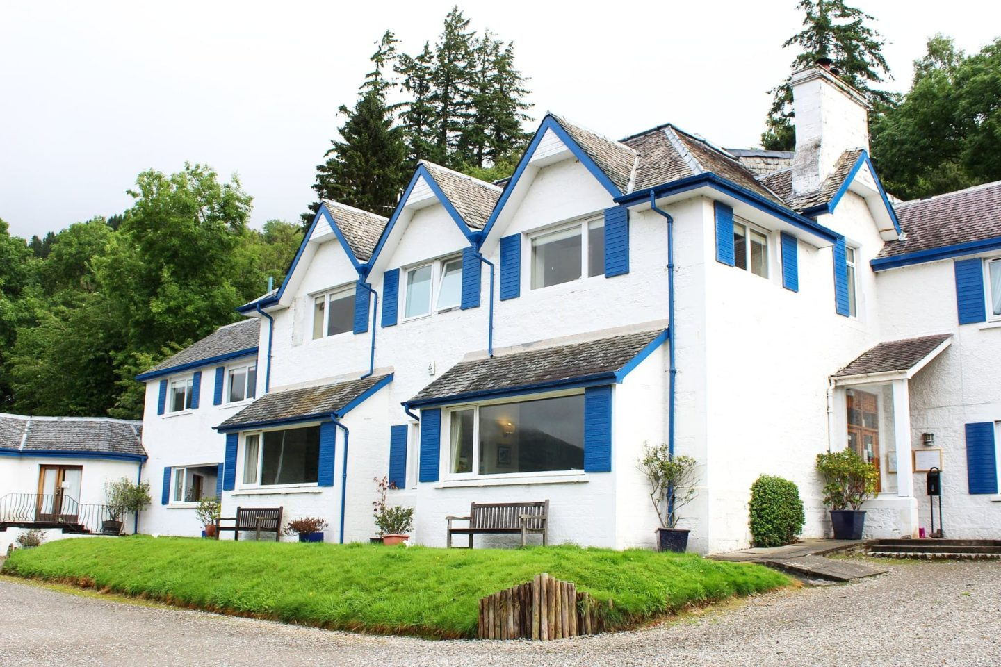 The Four Seasons Hotel, St Fillans