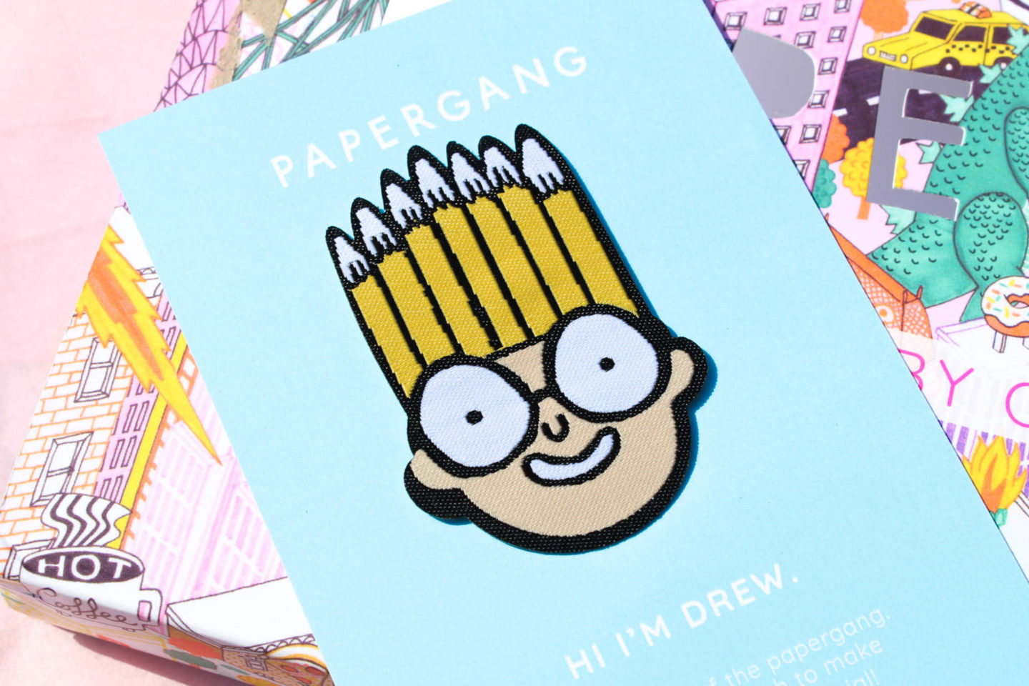 Papergang By Ohh Deer | The Monthly Stationery Subscription Box