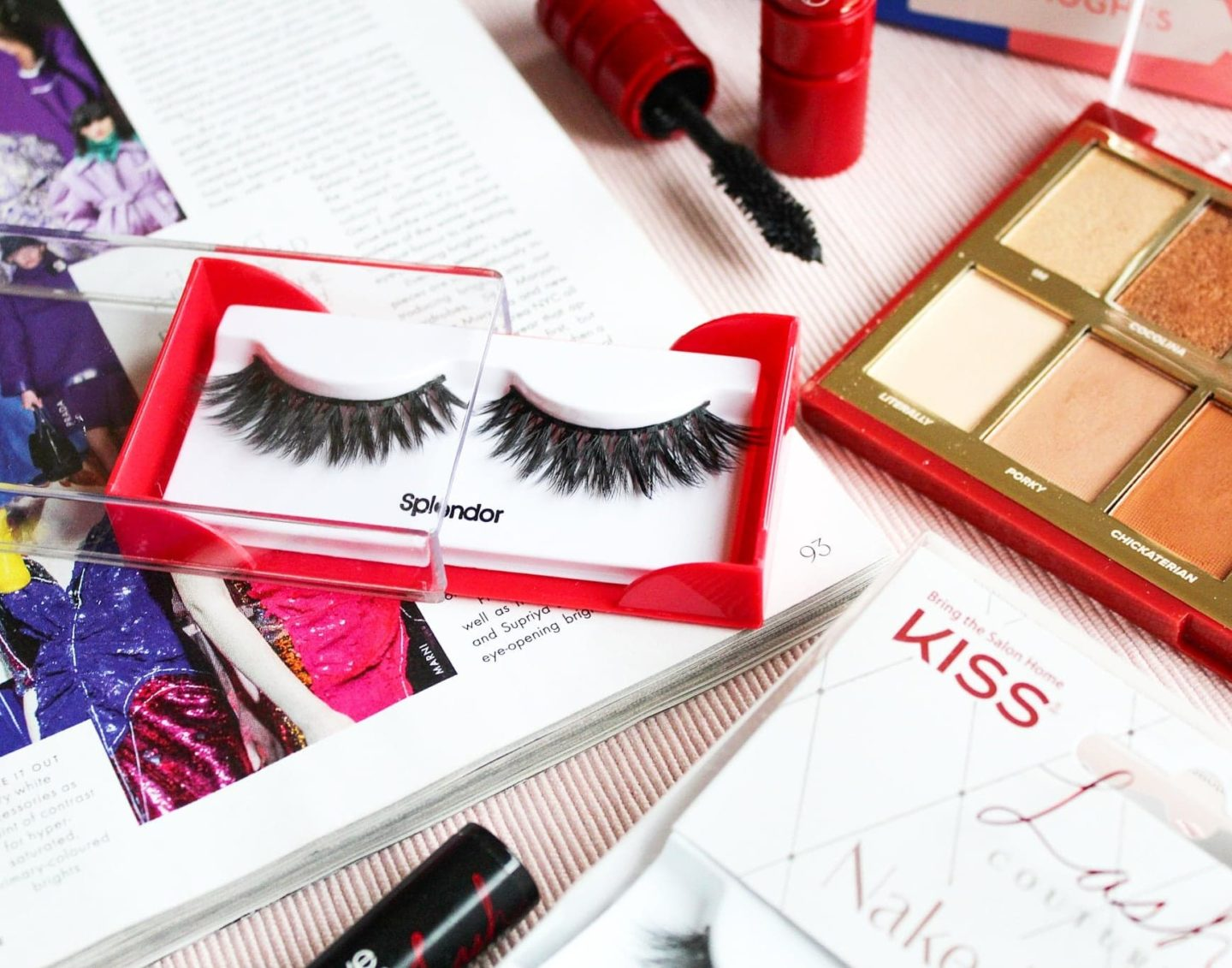 KISS Lash Couture: Naked Drama & 5th Avenue