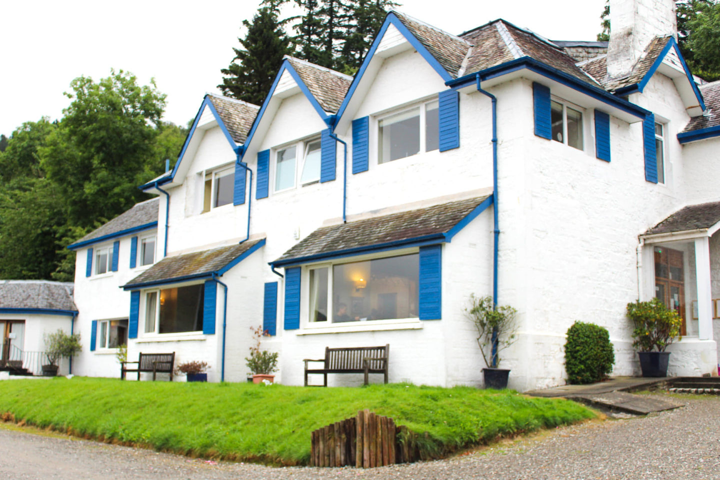 The Meall Reamhar | The Four Seasons Hotel, St Fillans