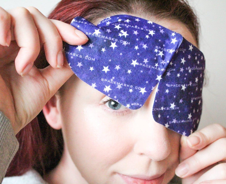 Spacemasks Self-Heating Eye Mask