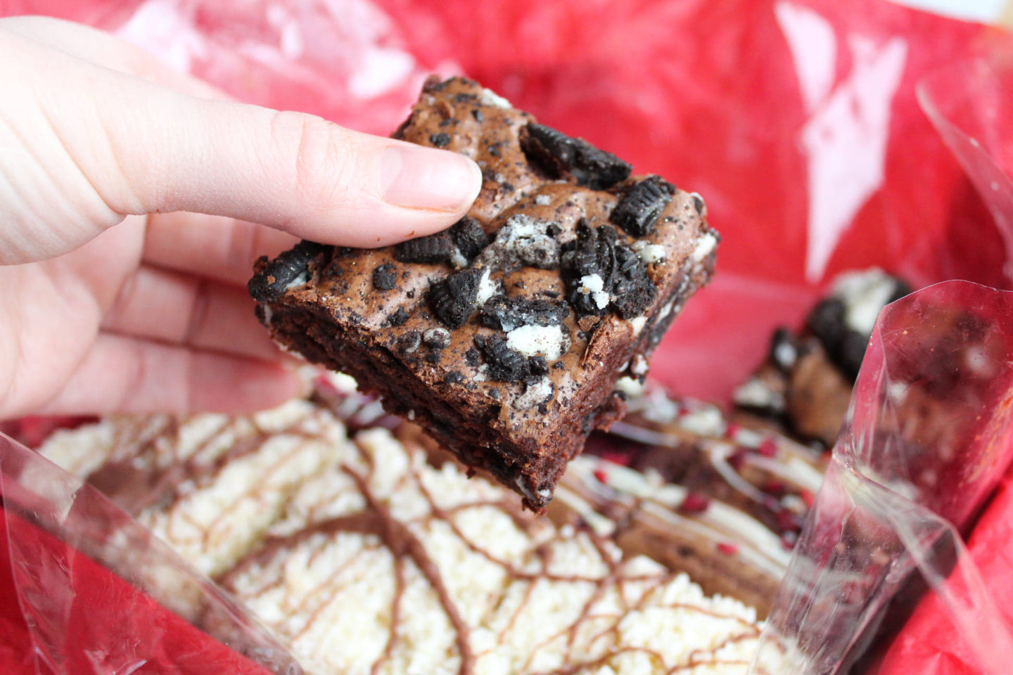 Kiss and Bake Up | Gourmet Brownies Delivered to Your Door