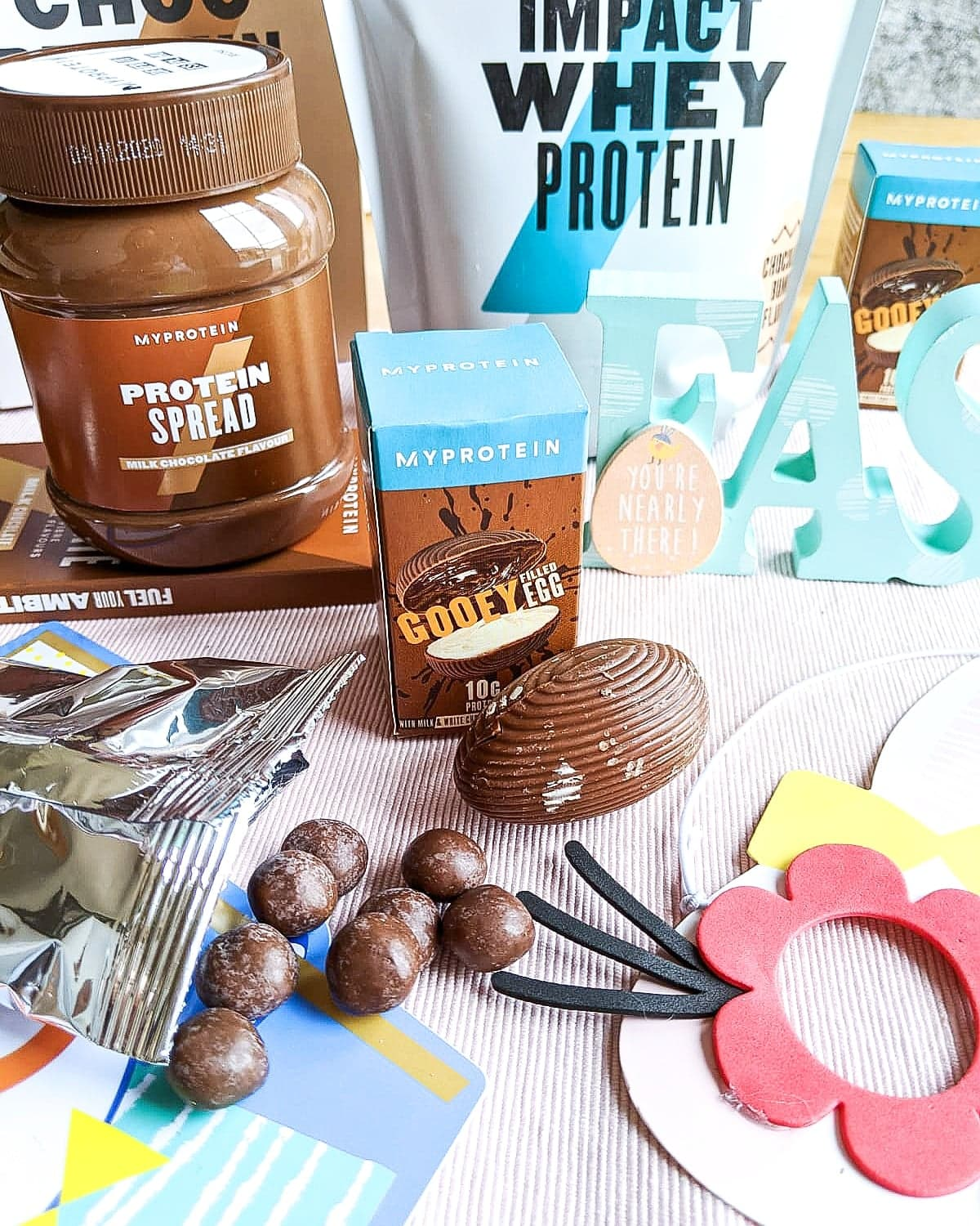 Easter Treats from MyProtein