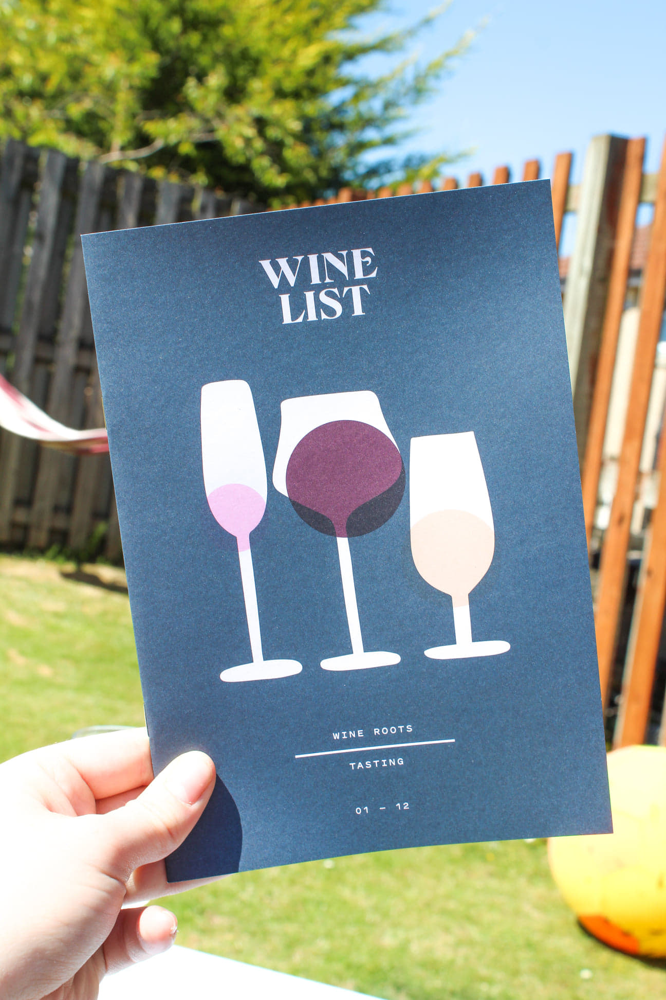 The Wine List: At Home Wine Course